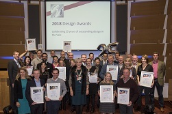 AVDC Design Awards 2018 - Award Winners