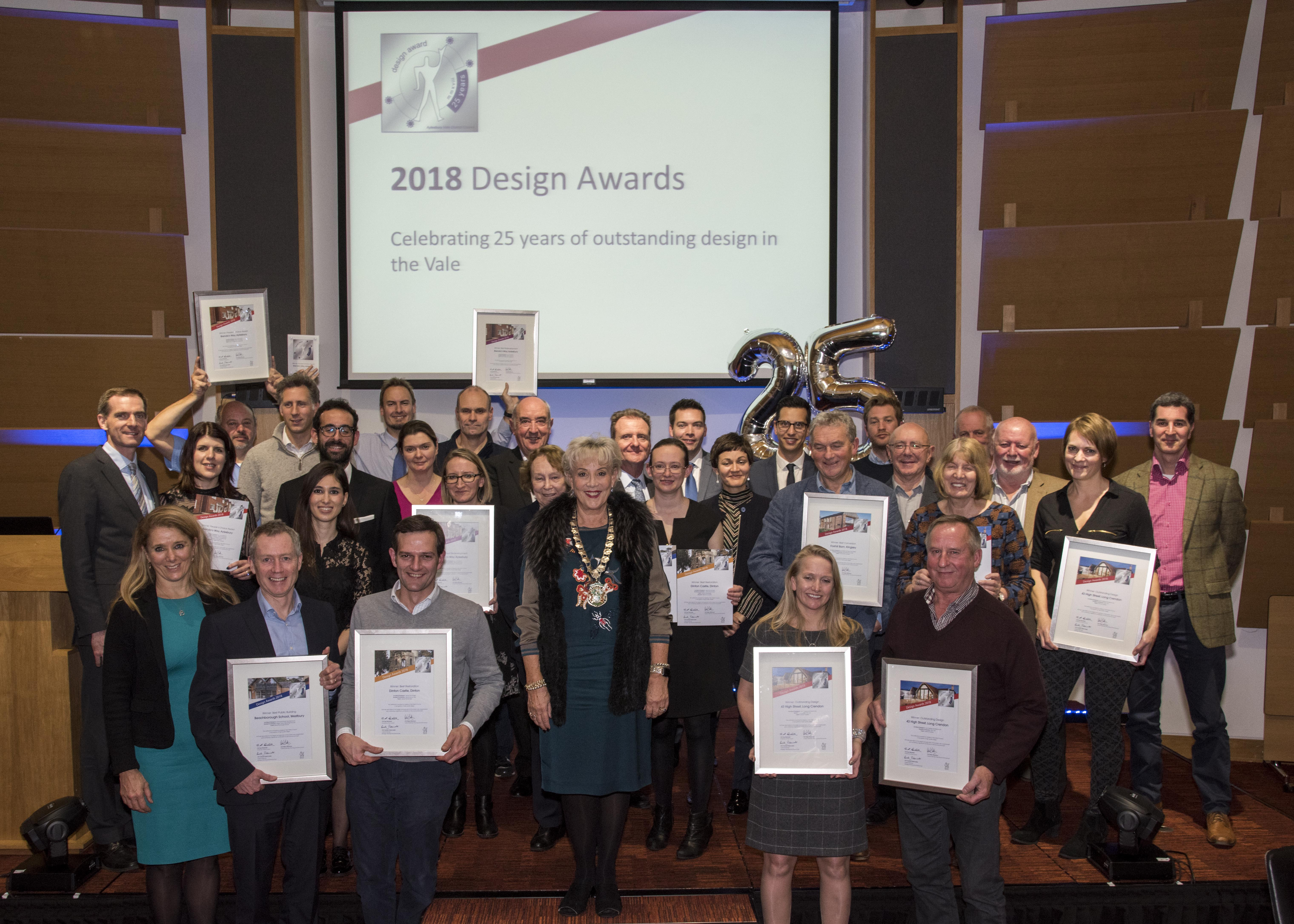 AVDC Design Awards 2018
