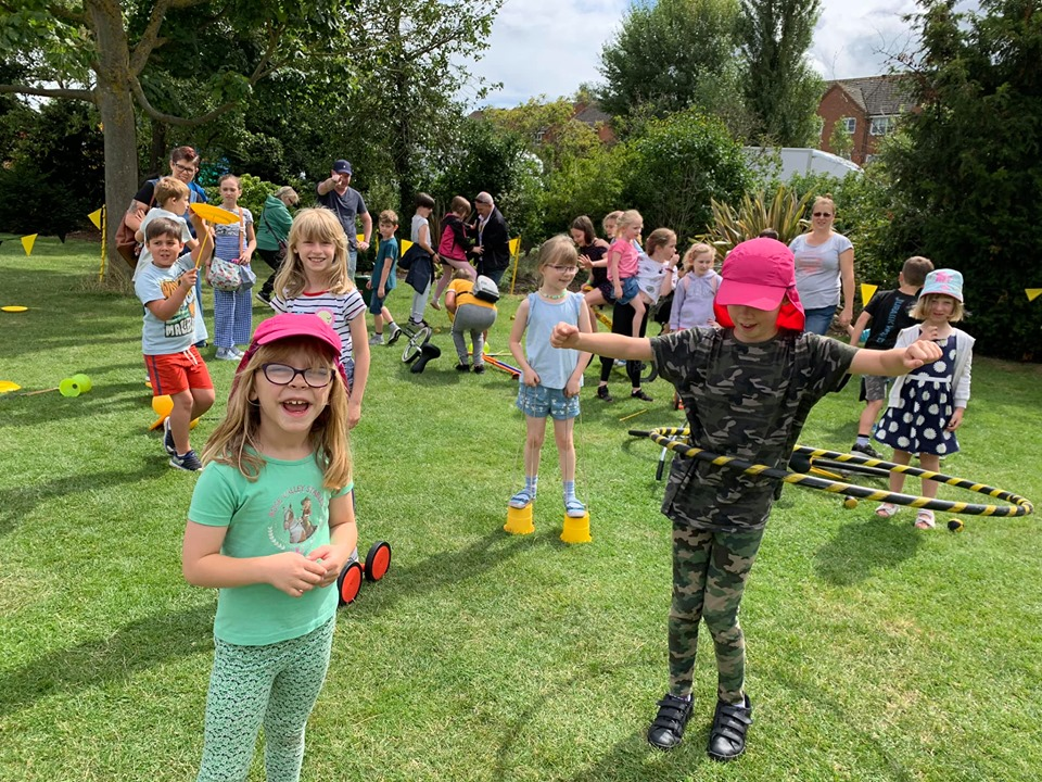 Play in the Park 2019