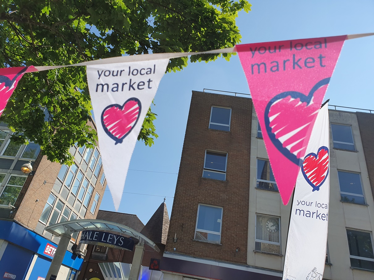 Love Your Local Market - Aylesbury 2019