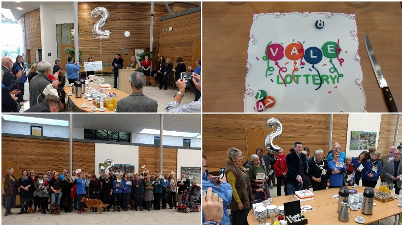 Vale Lottery 2nd birthday