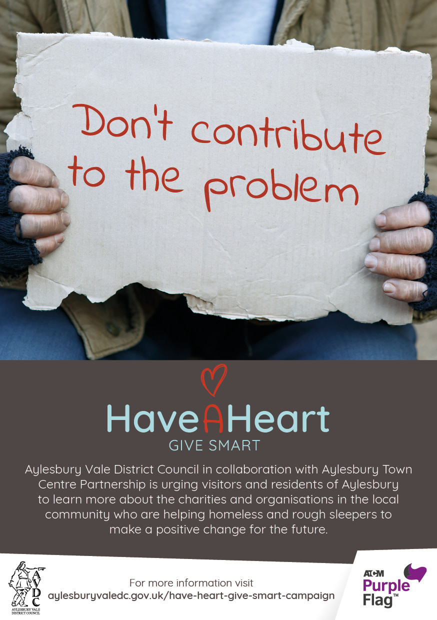 Have a Heart, Give Smart