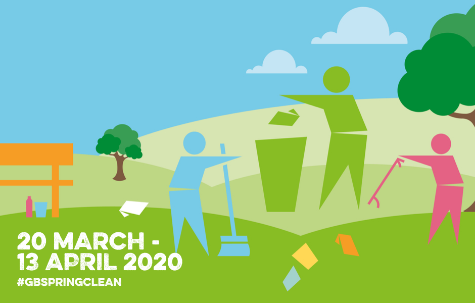 Great British Spring Clean 2020