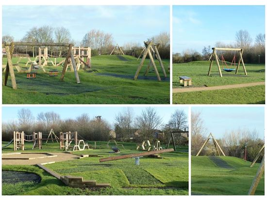 Buckinghamshire Council | Aylesbury Vale Area - Narbeth Drive Park